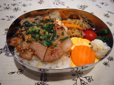 味噌豚弁当