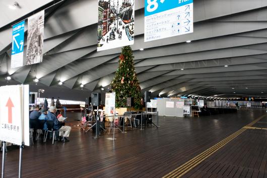 大桟橋ミニコンサート