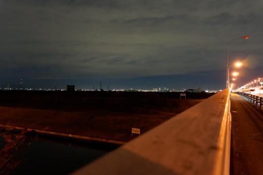 笹目橋から戸田方面