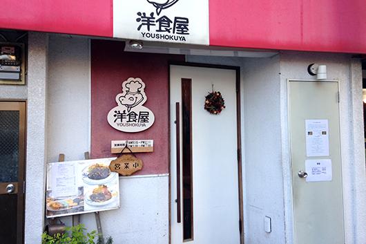 浦和洋食屋ワニマーク