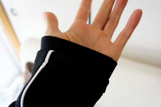 SPAKCTサイクルジャケット腕