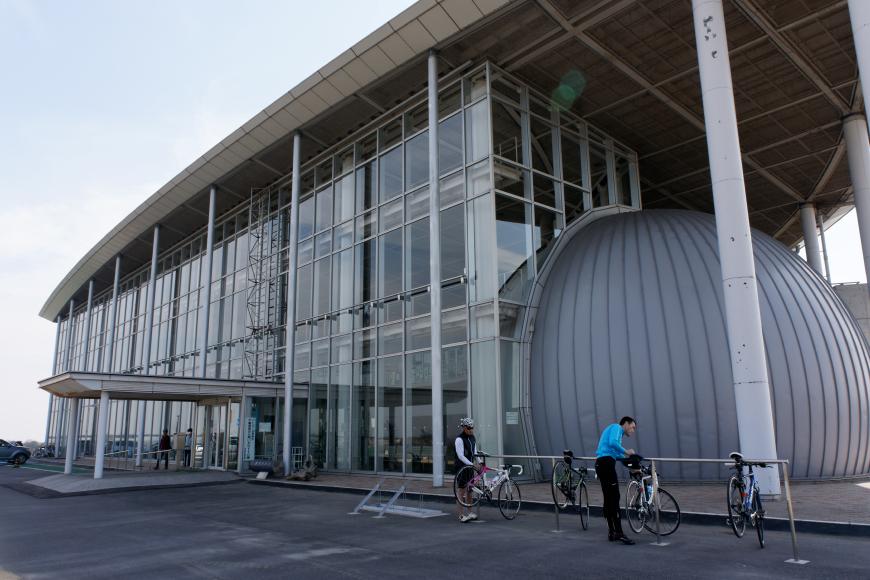 [輪行] 太田駅から利根川サイクリングロードを通って渡良瀬遊水池へ