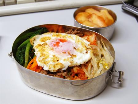 ビビンバ丼弁当