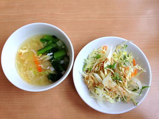 浦和タイ料理サラダ