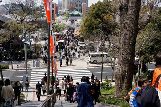 上野公園弁天堂