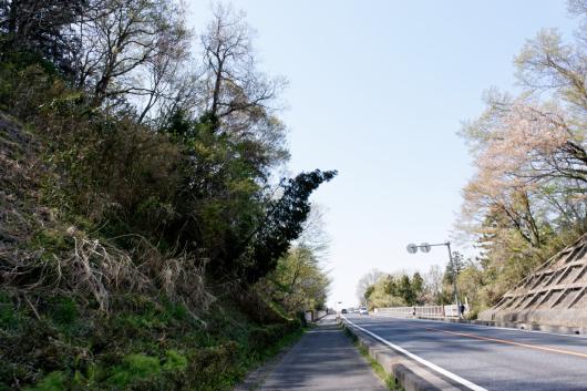 国道254号小川町