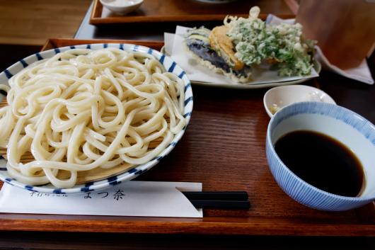 まつ奈もり野菜天ぷら