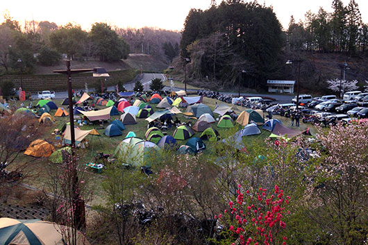 ミューズパークキャンプ