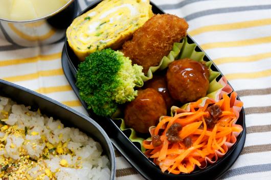 冷凍食品弁当