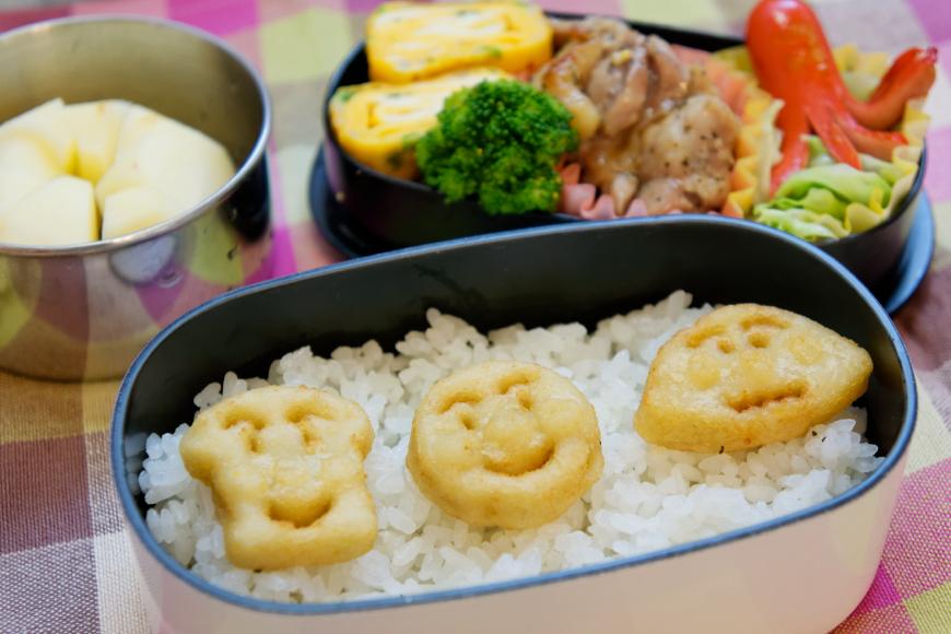 アンパンマンポテトで可愛いお弁当を作ってみる(ゝω・)vキャピ