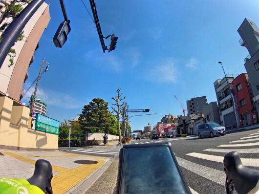 中山道自転車