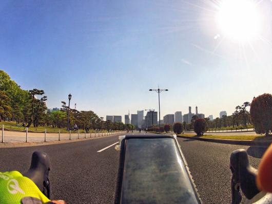 パレスサイクリングロードバイク
