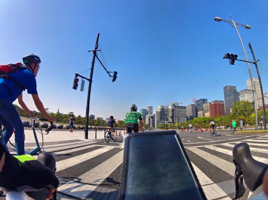 パレスサイクリング自転車