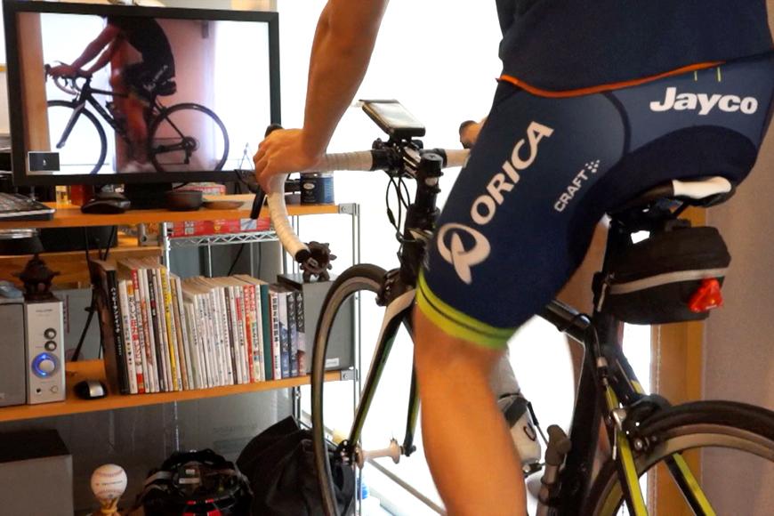 3本ローラーの快適空間を作ったらブログも忘れて自転車三昧になった