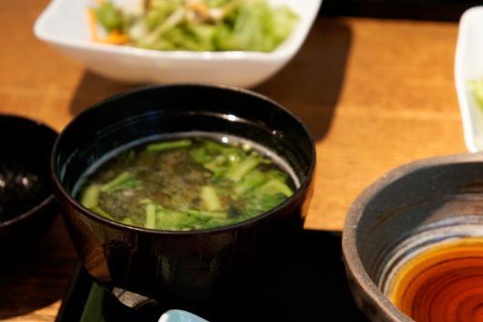 浦和かねこお味噌汁