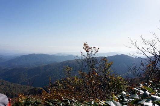 朝日連峰登山